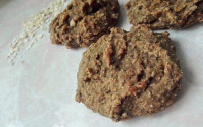 Ciasteczka owsiane: proste, pyszne, zdrowe i BEZ CUKRU!