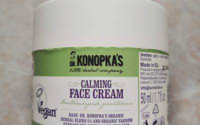 Krem – dr Konopka – recenzja